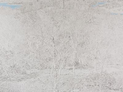 Drawing 107 x 162 cm